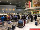 الكشف عن مراحل إعادة تشغيل الرحلات التجارية في مطار الكويت