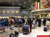 مدير شؤون مطار الكويت يصدر تعميم للتشغيل التدريجي للرحلات التجارية
