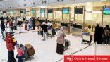 متى يتم فتح مطار الكويت ورفع القيود عنه بشكل كامل ؟