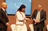 معرض باريس الدولي للكتاب يُكرّم الشيخة سعاد الصباح في دورته الـ39