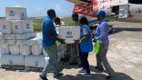 مفوضية اللاجئين: إرسال 6 أطنان من مواد الإغاثة إلى الصومال