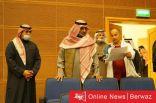 مدير هيئة الرياضة يتفقد المبنى الجديد للجنة الأولمبية بمركز جابر الأحمد