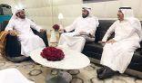 وزير الصحة يصل الدوحة للمشاركة بمنتدى الشرق الأوسط للجودة والسلامة