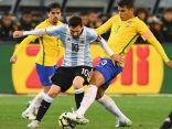 رسميا….كلاسيكو المنتخبات بين الأرجنتين والبرازيل في السعودية