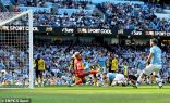 انتصار تاريخي ….مانشستر سيتي يستحق واتفورد بـ8 أهداف في البريمرليج