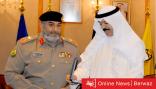 مرسوم أميري بتعيين الفريق خالد صالح الصباح رئيسا للأركان العامة للجيش