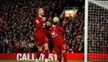 ليفربول يفوز على توتنهام بصعوبة ومانشستر يونايتد يستعيد نغمة الانتصارات