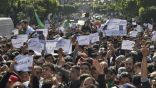 المظاهرات الشعبية الجزائرية متواصلة ضد كل بقايا نظام بوتفليقة