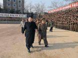 تفاصيل مروعة تكشف كيف أعدم زعيم كوريا الشمالية زوج عمته !!