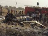تحطم طائرة هندية مقاتلة قرب الحدود الباكيستانية