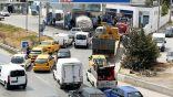 الجيش التونسي يتكفل بنقل الوقود بعد اضراب العمال