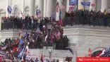 أنصار ترامب يحاولون اقتحام مبنى الكونغرس رفضا لنتائج الانتخابات