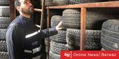 ضبط محلين بسكراب النعايم يبيعان أكثر من 1380 إطار  مستعمل