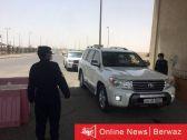 استمرار إستقبال العائدين برا من السعودية في اليوم الأخير عبر  منفذ النويصيب