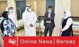 إفتتاح مركزي «D وE» بمدينة صباح الأحمد السكنية بحضور وزير الصحة