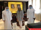 العبدالجليل عن لقاء السفير الأمريكية ناقشنا أوجه التعاون في السينما والفنون ودعم الشباب