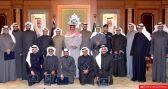 ثامر العلي يكرم المواطنين المشاركين بإحباط محاولة دخول 10 متسللين للكويت