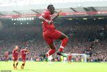 الدوري الإنجليزي: ليفربول يفوز على بيرنلي ويضيق الخناق على مانشستر سيتي