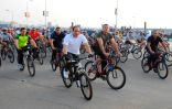 مبادرة (دراجة لكل مواطن) تصنع الحدث في مصر
