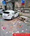 بالفيديو| زلزال يضرب زغرب ويتسبب بأضرار مادية كبيرة