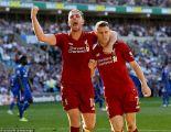 ليفربول يستعيد صدارة الدوري الإنجليزي وحلم اللقب يقترب أكثر