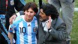 مارادونا يكشف ما تعلمه ميسي منه !