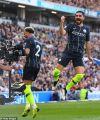 مانشستر سيتي يتوج رسميا بلقب الدوري الإنجليزي بعد مباراة مثيرة