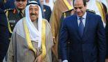 السيسي في زيارة رسمية للكويت بعد غد