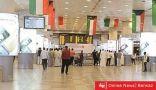 الطيران المدني يوضح إجراءات استقبال المسافرين في مطار الكويت