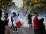 أعمال شغب عنيفة في وسط باريس