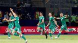 الجزائر تواجه تنزانيا وعينها على العلامة الكاملة