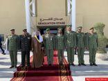 تخريج ضباط جدد من الجيش الكويتي في قطر