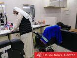 بلدية الكويت تفرض علي صالونات الحلاقة الفوط الصحية ذات الاستخدام الواحد