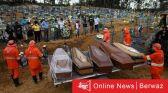 800 وفاة بكورونا في يوم واحد لدى البرازيل ليصبح الإجمالي 12 ألف