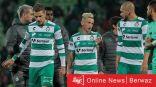 إصابة 8 لاعبين بفيروس كورونا  بسانتوس المكسيكي