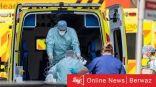 بريطانيا تعلن إقتراب وفيات كورونا  من 50 ألف