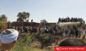 مفاجأة في التحقيقات حول فاجعة تصادم قطاري مصر