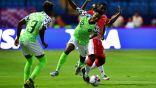 #نيجيريا تعبر بورندي بهدف نظيف في #كأس_افريقيا