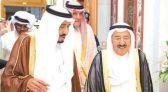 سمو الأمير يعزي خادم الحرمين بوفاة الأمير تركي بن عبد الله