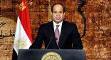 الرئيس المصري: واثقون من النصر في «الحروب المعنوية» التي تتعرّض لها البلاد
