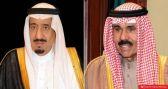 رسائل أميرية كويتية إلى خادم الحرمين للتهنئة بالذكرى السادسة على توليه مقاليد الحكم