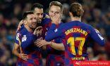 برشلونة يقطع شوطا للتعاقد مع هداف أرسنال