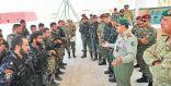 الحرس الوطني: استمرار خطط التأهيل ورفع الجهوزية القتالية لحماية البلاد