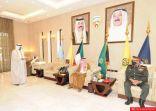 نص كلمة سمو الأمير في زيارة رسمية لقاعة الفريق متقاعد أحمد خالد الصباح بوزارة الدفاع