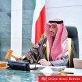 الغانم يؤكد إقتصاد الكويت متين رغم إختلالات يجب إصلاحها بعيدا عن دخل المواطن