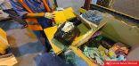 الجمارك تحبط تهريب التنباك المخدرة المخبئة في 12 طرد بريدي لملابس قادمة من إيطاليا و3 أخرى بها «لاريكا»