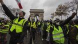سفارة الكويت في باريس تطالب المواطنين الكويتيين بالابتعاد عن مظاهرات السترات الصفراء