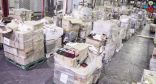 «الجمارك» تتحفظ علي 3 شحنات من الطرود المحملة بالبضائع المقلدة في الشحن الجوي تمهيدًا لإتلافها