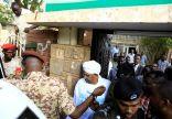 #فيديو: أول ظهور للرئيس #السودان المعزول #عمر_البشير منذ الاطاحة به