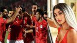 هل انتهت أزمة عارضة الأزياء في المنتخب المصري ؟